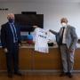 La maglia della Nazionale Italiana Sicurezza sul Lavoro Official a Inail
