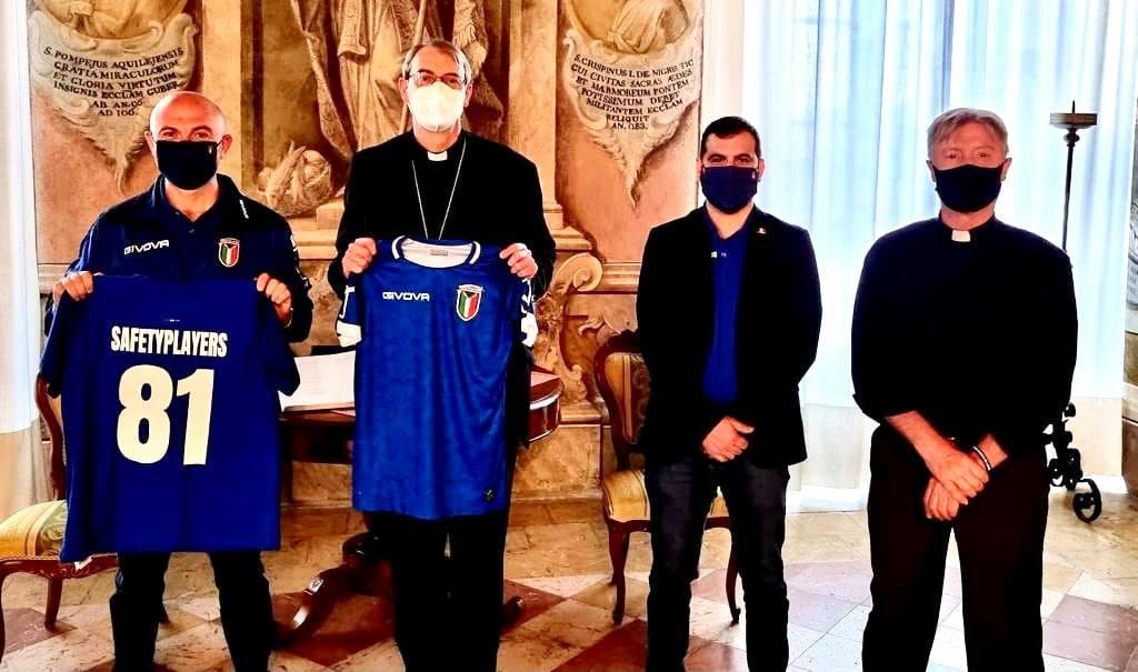 Incontro con Vescovo Diocesi di Pavia